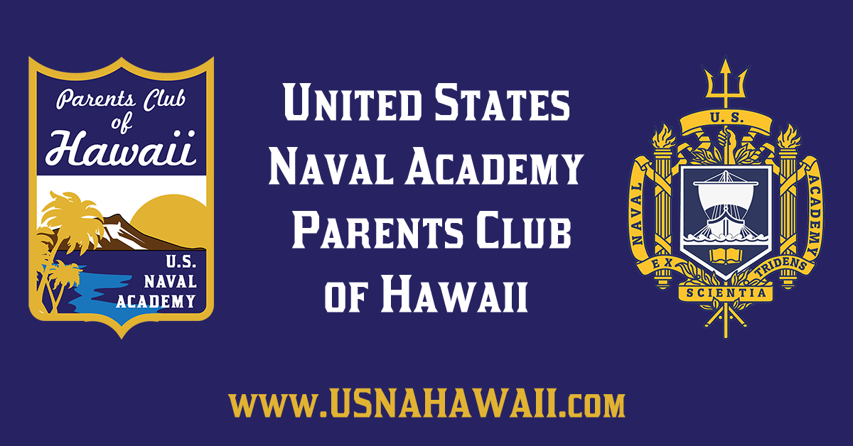 United States Naval Academy Parents Club of Hawaii | USNAHawaii com